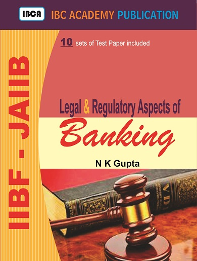 Legal And Regulatory Aspects of Banking