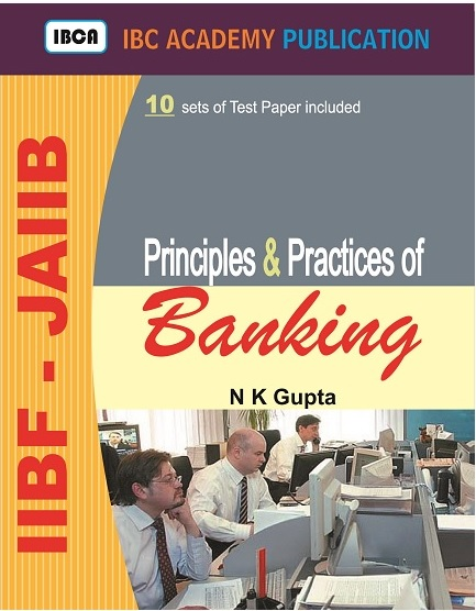 Principles and Practices of Banking-JAIIB