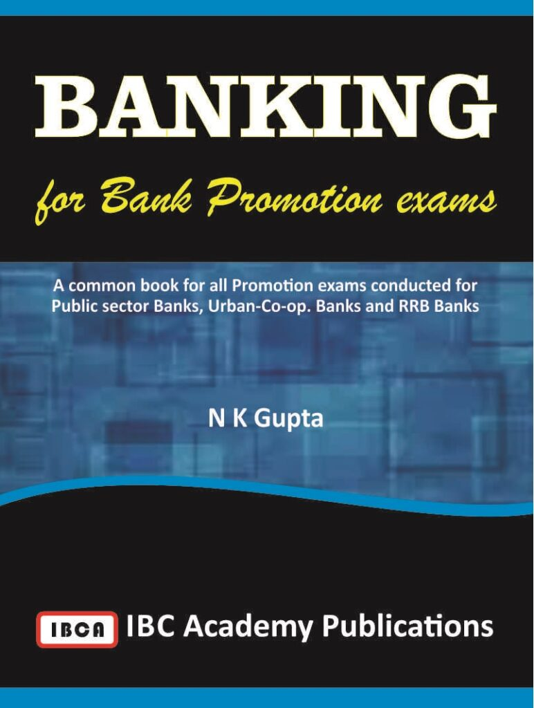 Banking - For Bank Promotion exams