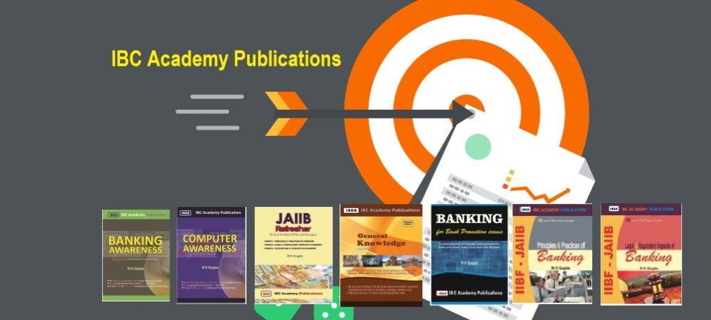 IBC Academy Publications